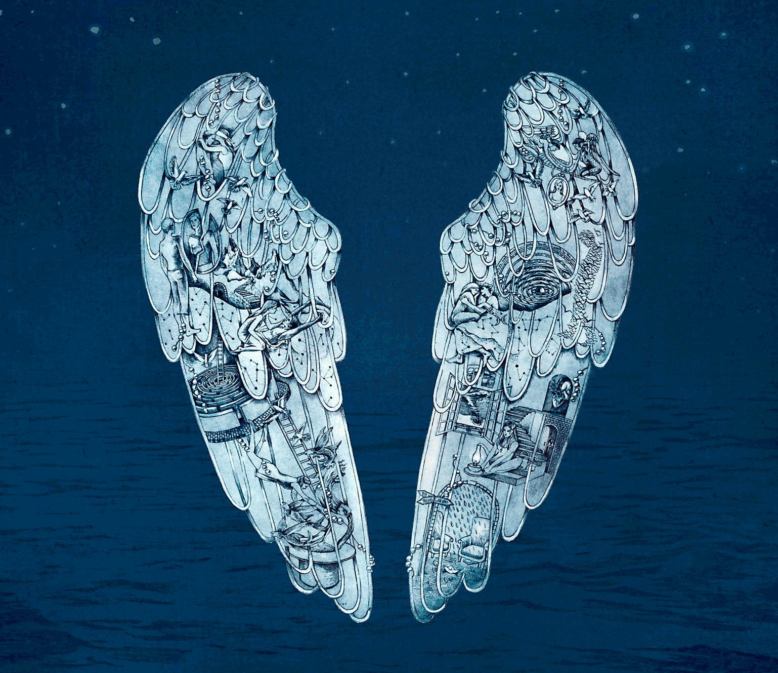 Coldplay: Ghost Stories — Listen Here Reviews