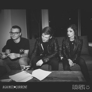 against the current fueled by raman