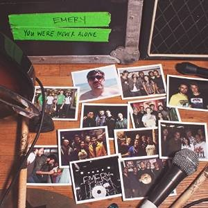 emery you were never alone cover