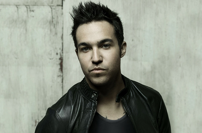 pete wentz height