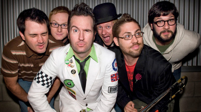 Reel big fish and anti flag announce us tour listen here for Reel big fish