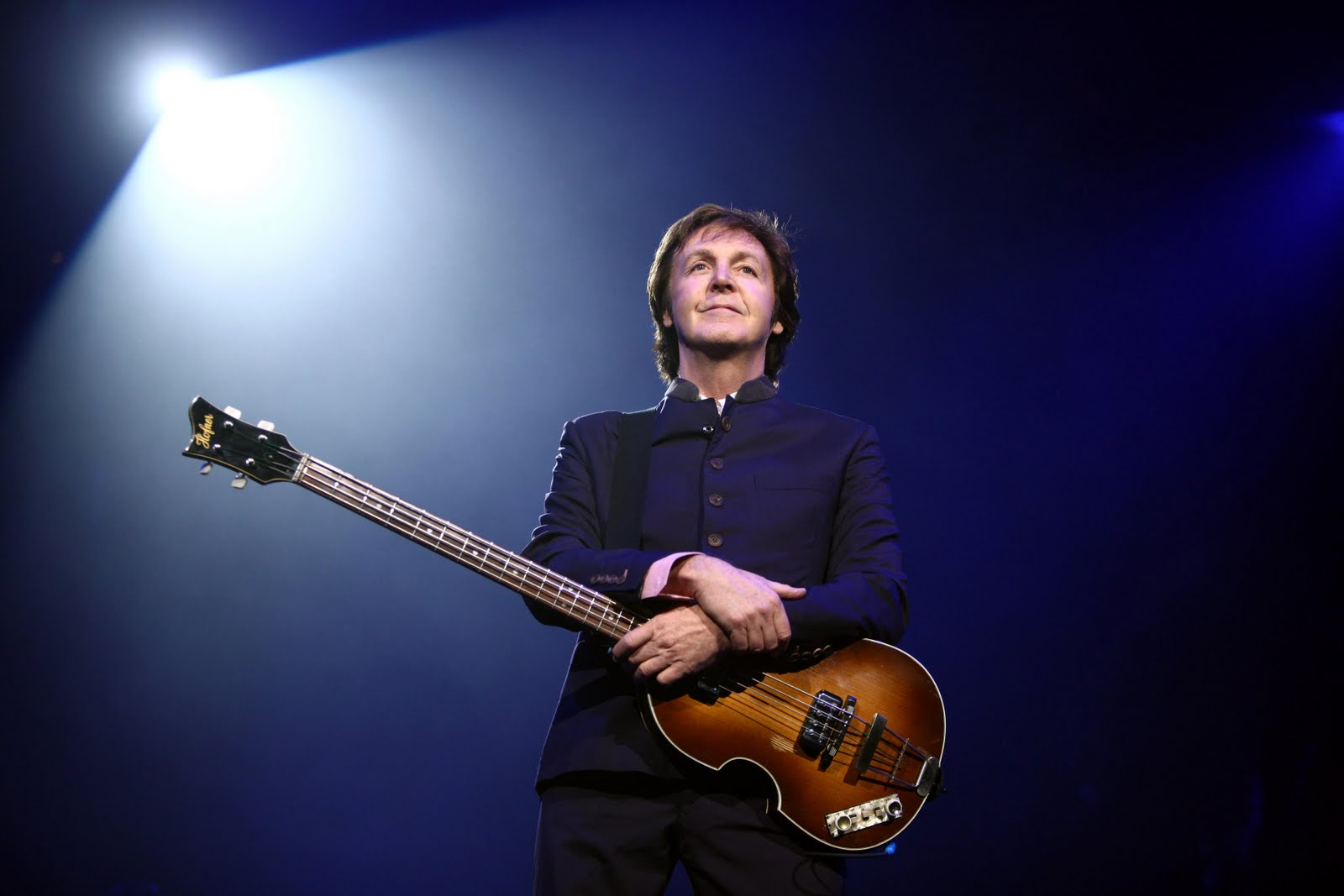 Paul McCartney Adds More Dates To 2014 US Tour Black And White 2010