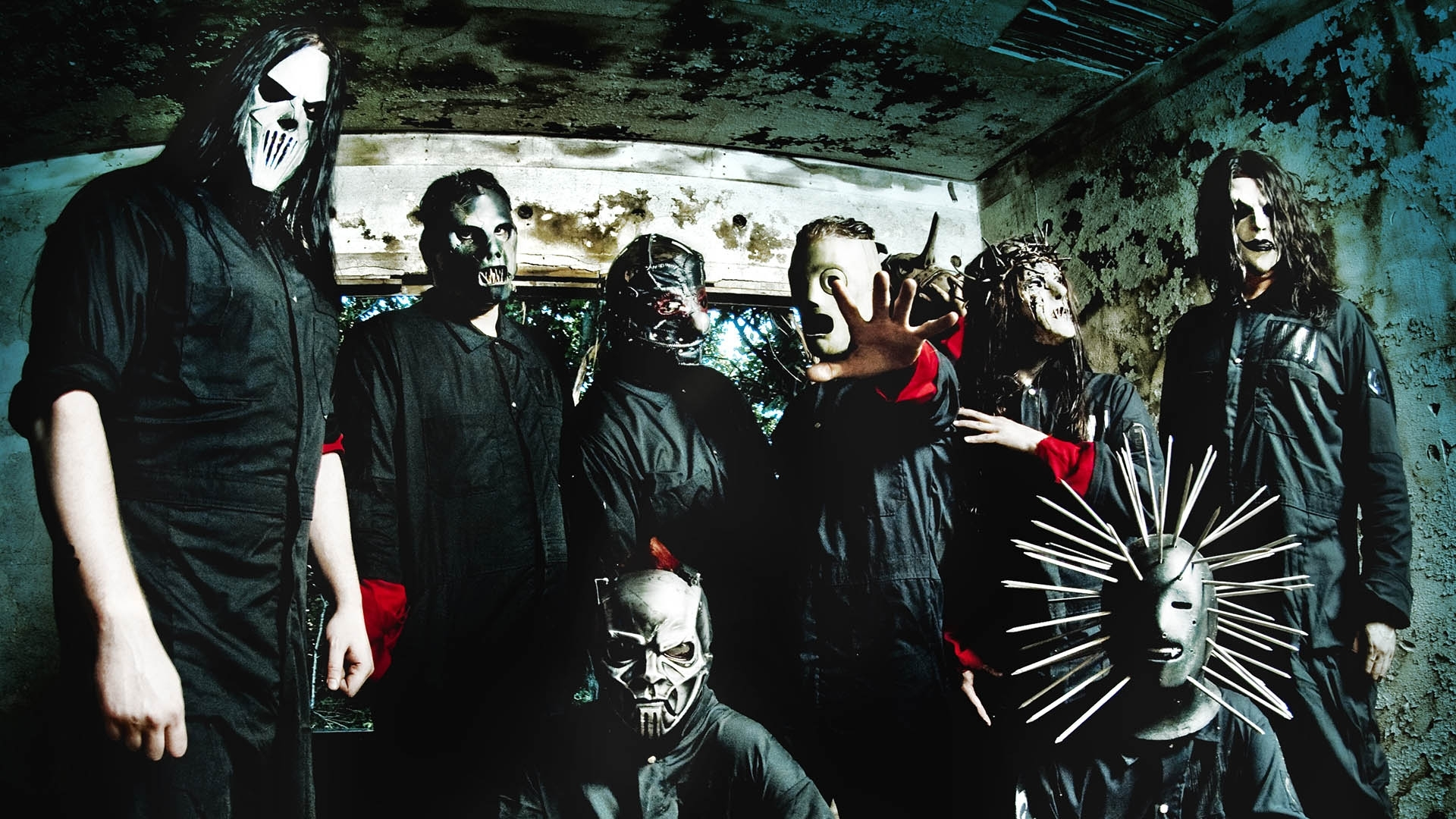 Slipknot Release Live Video Of The Shape From Knotfest Listen