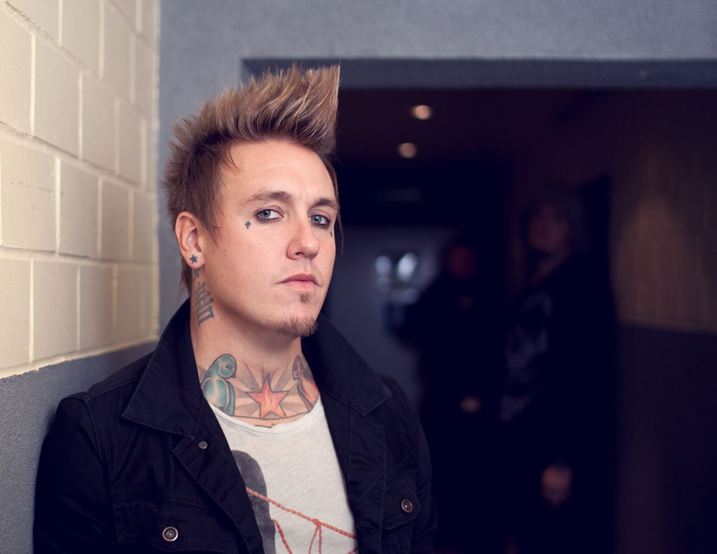 Frontman of the Week – Jacoby Shaddix | The Rock Riff