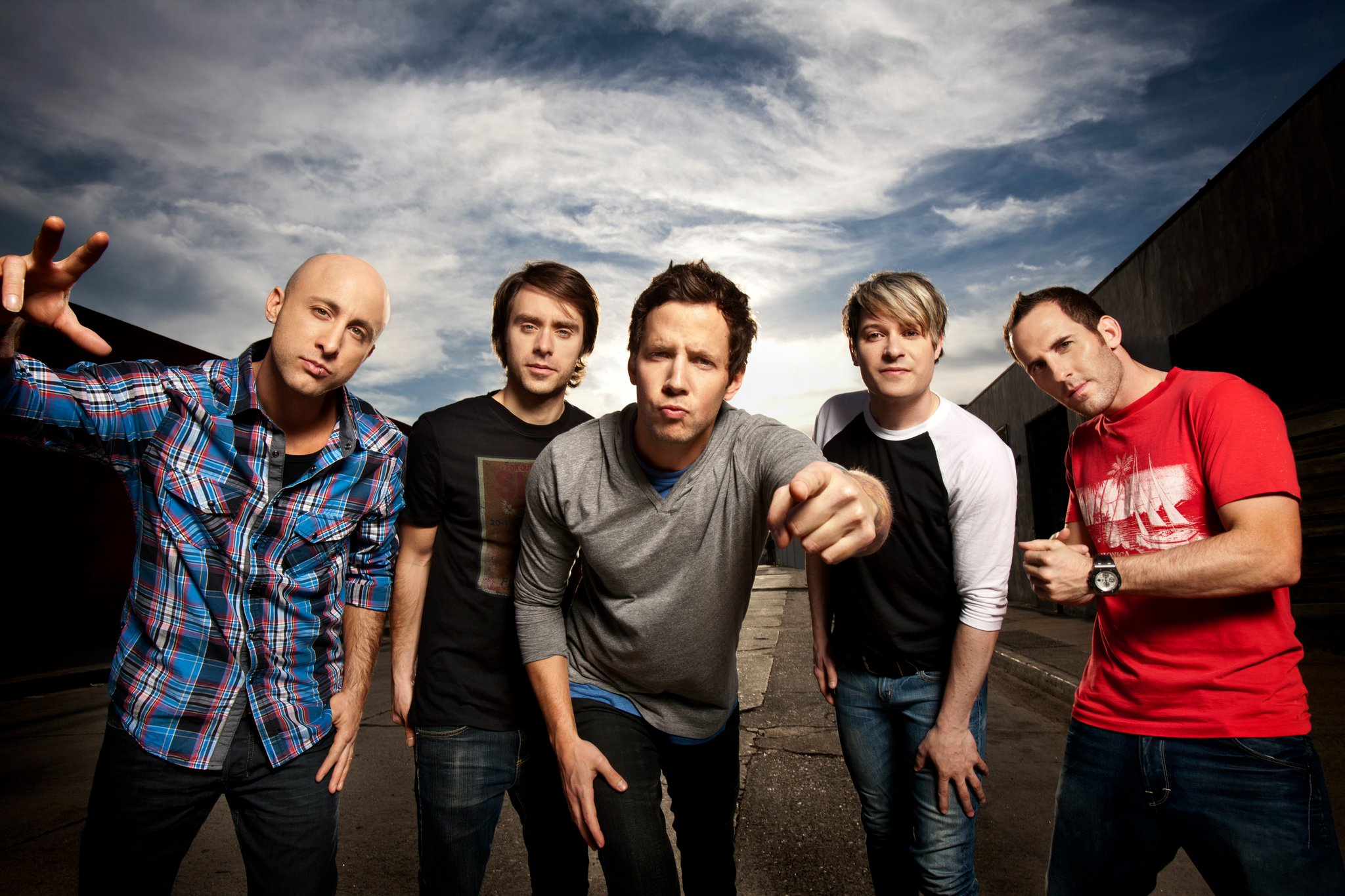 simple plan - Simple Plan Christmas Song
