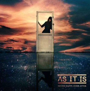 as it is album cover