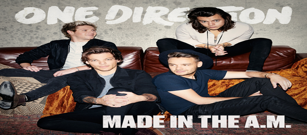 One Direction release