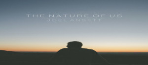 joel ansett the nature of us cover