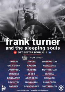 frank turner uk dates
