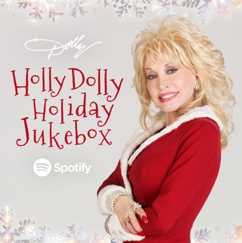 Dolly Parton Drops Holiday Playlist On Spotify — Listen Here Reviews